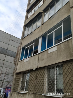 Ремонт балкона вХарькове