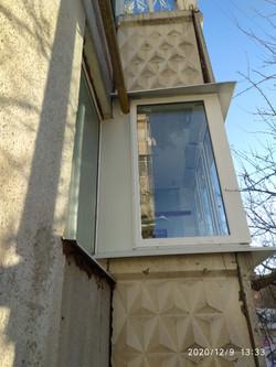 Ремонт балкона в Харькове