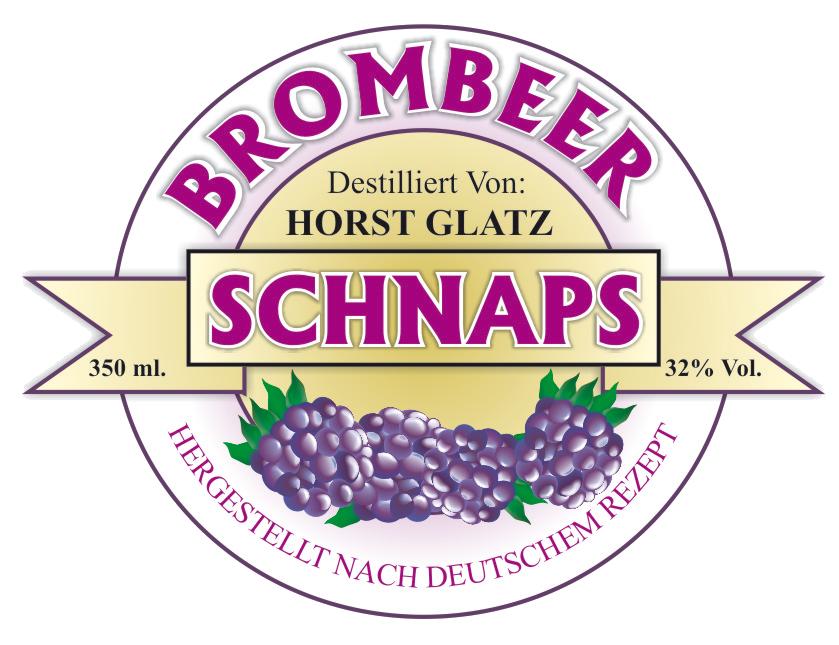 Logotipo Brombeer Schanps