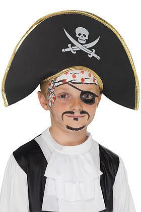 Pirate Captain Hat