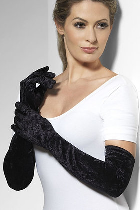 Velveteen Gloves