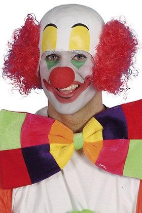 Clown Rubber Top Wig