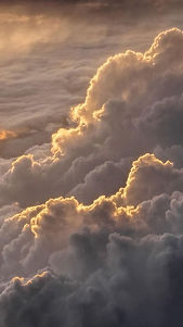 Cloud Aesthetic Wallpaper For iPhone_ Be
