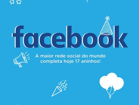 O Facebook tá on!