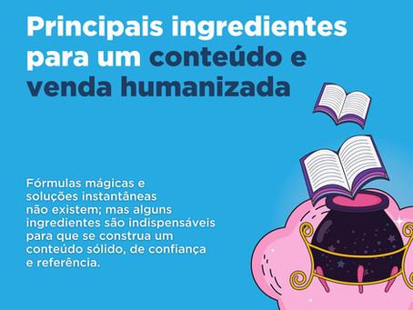Principais ingredientes para uma venda humanizada