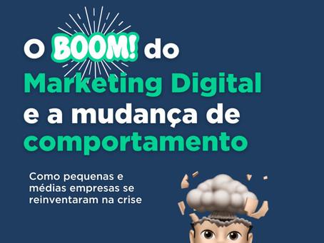 O BOOM do Marketing Digital