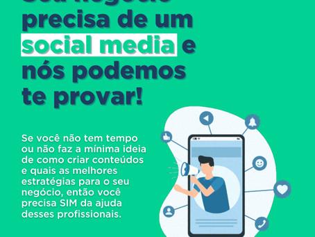Seu negócio precisa de um social media!