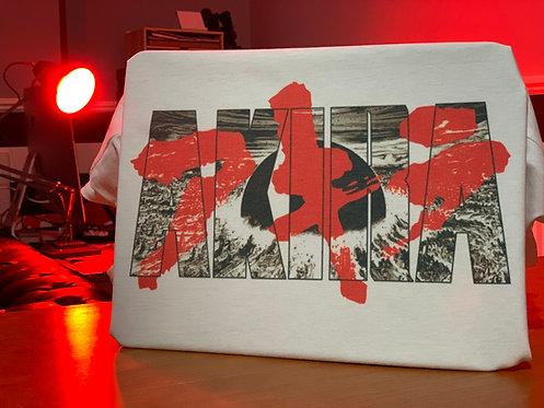 Akira Destruction Tee - アキラ Neo Tokyo Anime T-Shirt