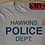 Thumbnail: Stranger Things Hawkins Police Department T-Shirt - Inspired by Netflix