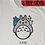 Thumbnail: My Neighbour Totoro Japanese Minimalist T-Shirt - トトロ Miyazaki Tee