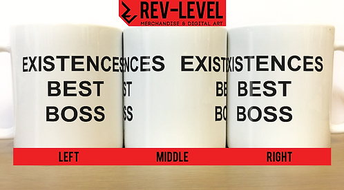 Details about  The Good Place Existences Best Boss Mug - Based on Stephen Merch