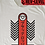 Thumbnail: Twin Peaks Japanese Black Lodge Japanese Banner T-Shirt - David Lynch Inspired