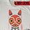 Thumbnail: Princess Mononoke San Mask Card Tee - Mononoke Hime もののけ姫 Ghibli T-Shirt