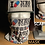 Thumbnail: Akira I Love Neo-Tokyo Mask Scarf Snood Face Covering Neck Gaiter