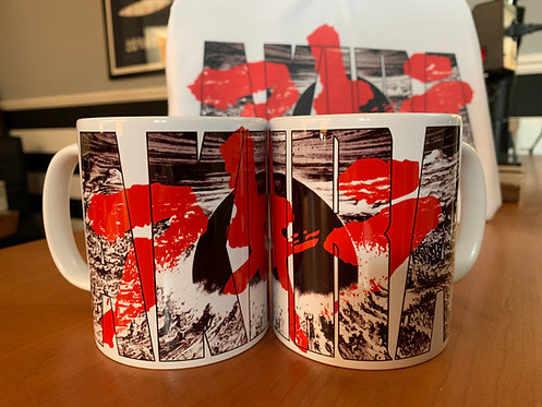 Akira Destruction - Anime Mug - Coffee Cup