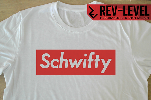 Rick and Morty Supreme Inspired Schwifty T-Shirt - Rick Sanchez Hype Beast Tee