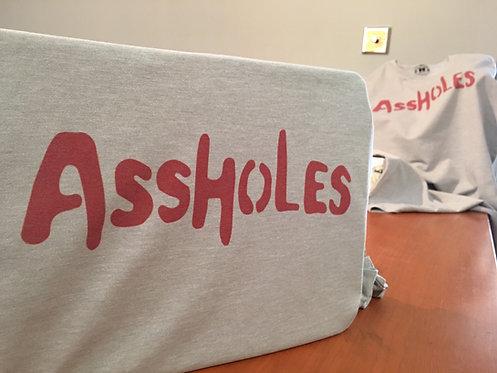 13 Reasons Why 'Assholes' T-Shirt - Inspired by Netflix Thirteen Reasons - Tee