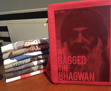 Wild Wild Country We Bagged the Bhagwan T-Shirt Inspired by Netflix Documentary