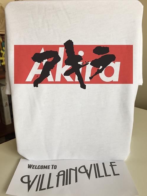 Akira Supreme Power Tee - アキラ Neo Tokyo Anime T-Shirt
