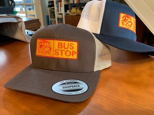 Totoro Cat Bus Stop Snapback Trucker Mesh Catbus Cap - Hat by Rev-Level