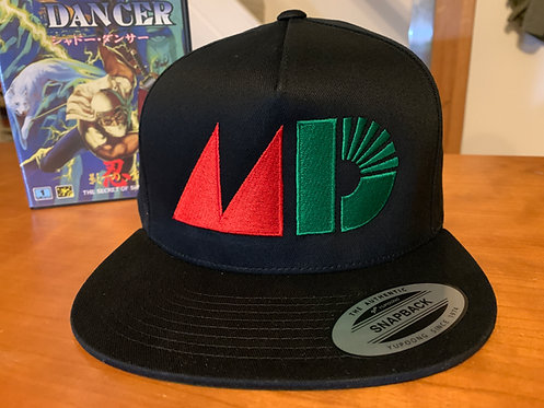 Mega Drive Snapback Baseball Cap Sega Hat by Rev-Level