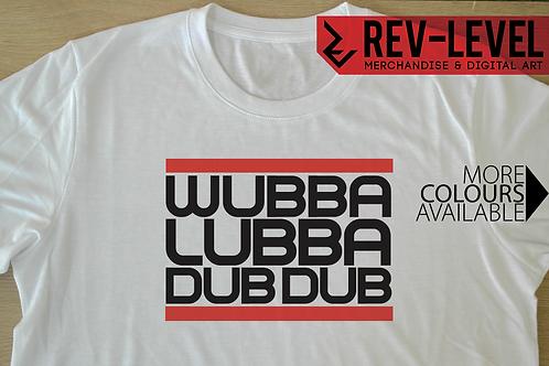 Rick and Morty Wubba Lubba Dub Dub Cosplay T-Shirt - Funny Rick Sanchez Run DMC