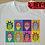 Thumbnail: Rick and Morty Andy Warhol Inspired T-Shirt - Rick Sanchez Pop Art Homage