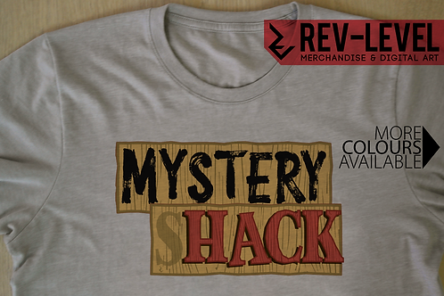Gravity Falls Inspired Mystery Shack Sign T-Shirt - Disney Grunkle Stan Shop