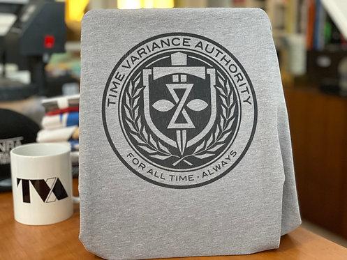 Time Variance Authority TVA Emblem Loki T-Shirt Inspired by Marvel