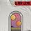 Thumbnail: Star Wars Retro Tatooine Poster T-Shirt - Old School Disco Tee