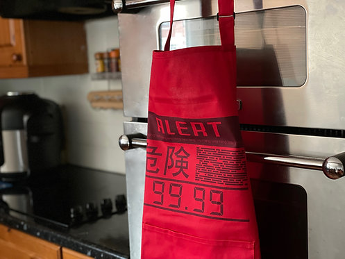 Metal Gear Solid Alert Phase Apron - Inspired by Kojima's MGS