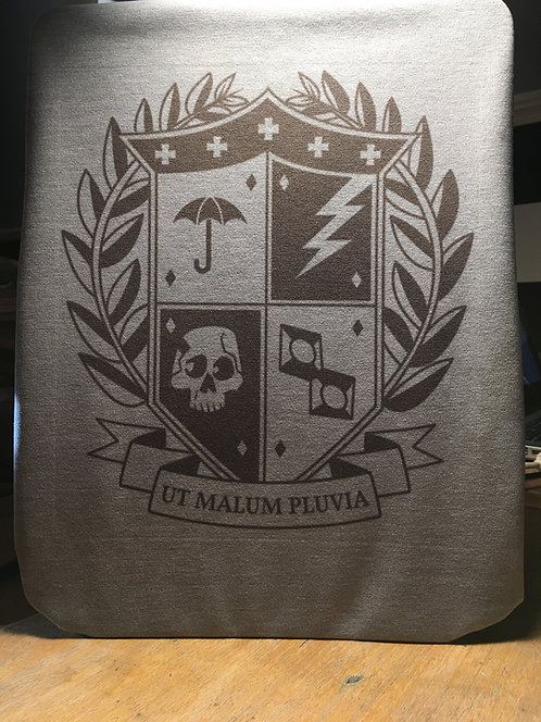 Umbrella Academy Emblem Inspired Tee - Comic Book T-Shirt