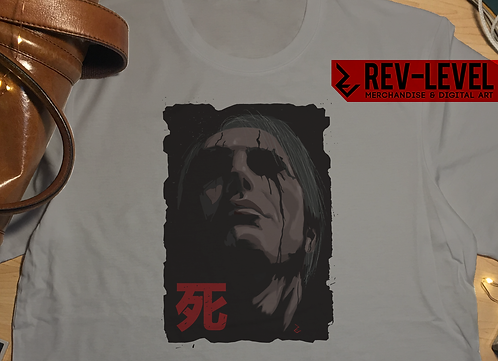 Death Stranding Mads Mikkelsen 'Death' T-Shirt - Inspired by Kojima