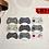 Thumbnail: Sega Saturn Japanese Controller T-Shirt - Inspired by Japanese Saturn