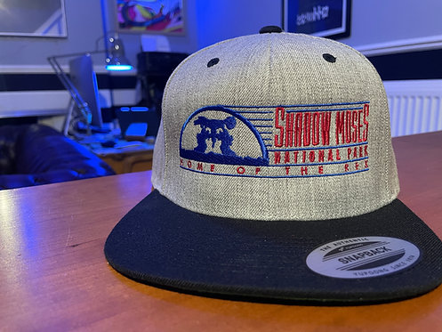 Metal Gear Solid Shadow Moses Snapback Cap Hat by Rev-Level