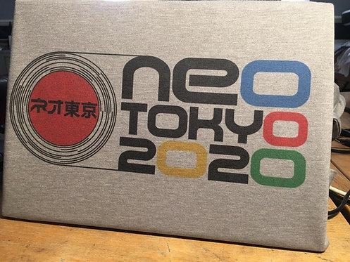 Neo Tokyo 2020 Akira Japanese - Anime & Olympics Inspired T-Shirt by Rev-Level