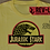 Thumbnail: Game of Thrones 'Jurassic Stark' T-Shirt - Jurassic World X GoT House Stark