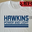 Thumbnail: Stranger Things Hawkins Power And Light T-Shirt - Inspired by Netflix