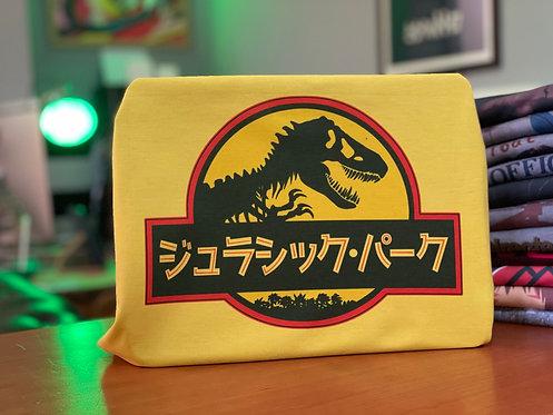 Jurassic Park Japanese T-Shirt -Inspired by Jurassic Park and World