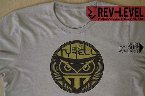 Blade Runner Tyrell Corporation Rebranding T-Shirt