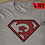 Thumbnail: Red Son Superman Inspired Cosplay T-Shirt - Soviet Super Man Tee by Rev-Level