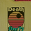 Thumbnail: Star Wars Retro Death Star 77 Poster T-Shirt - Old School Disco Tee
