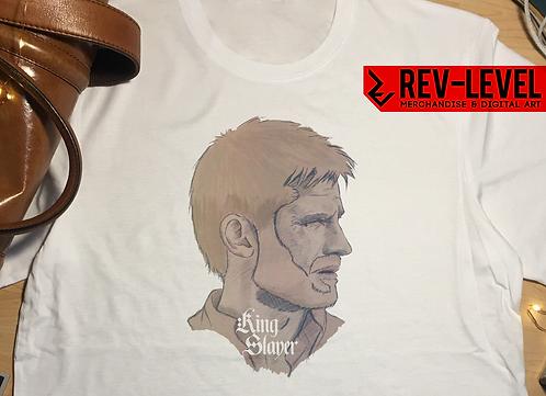 Game of Thrones Jamie Lannister 'King Slayer' T-Shirt Nikolaj Co