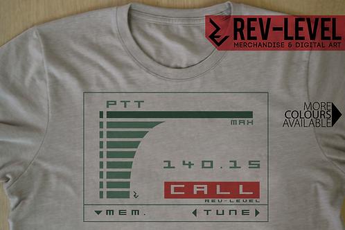 Metal Gear Solid Codec Screen T-Shirt - Inspired by Kojima's MGS