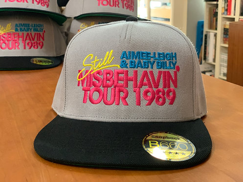 Righteous Gemstones Misbehavin Tour Snapback Cap Inspired by HBO