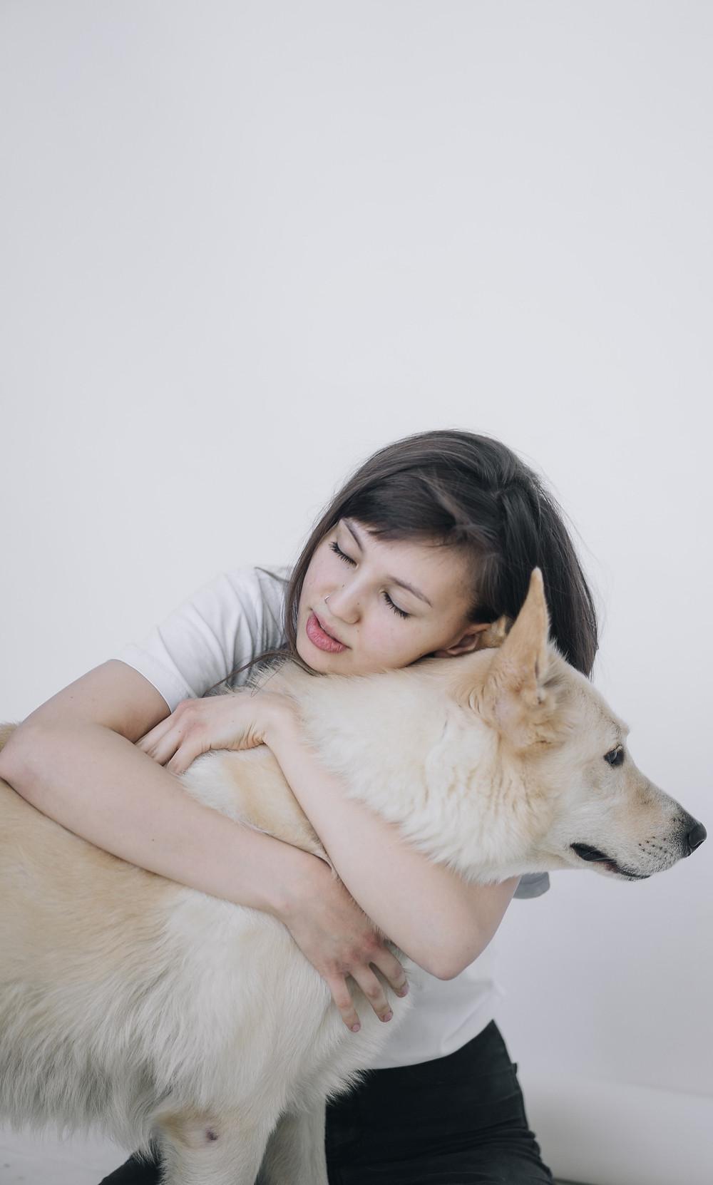 ondersteun je pup
