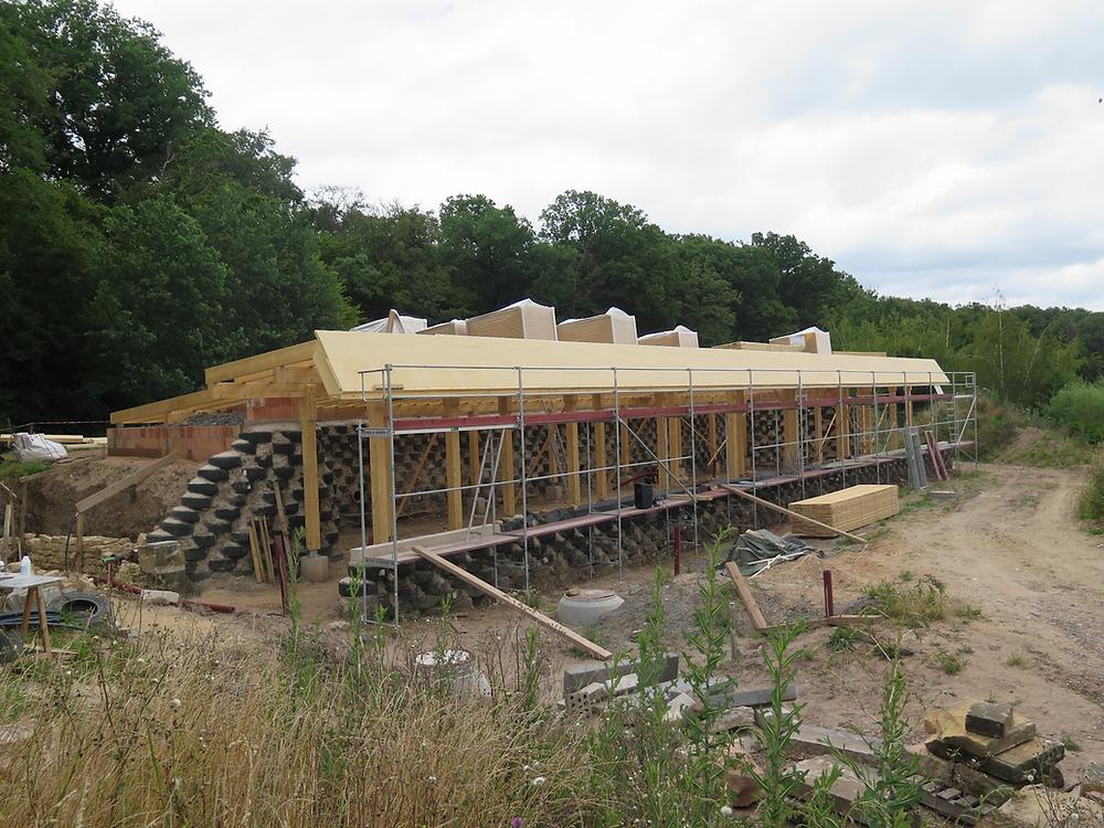 Äerdschëff construction 07/2020