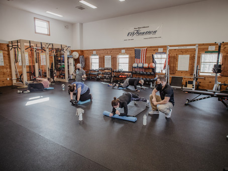How this Gym Overcame Covid-19