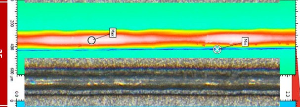 high speed welding defects can be slightly improved with double-fibre lasers because has larger melt pool