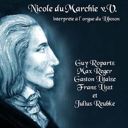 CD ORGUE N° 1